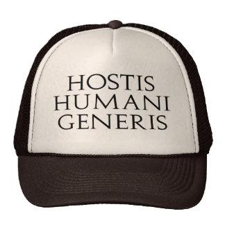 Hostis Humani Generis Hat