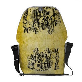 Hosts of Angels Custom Messenger Bag V1