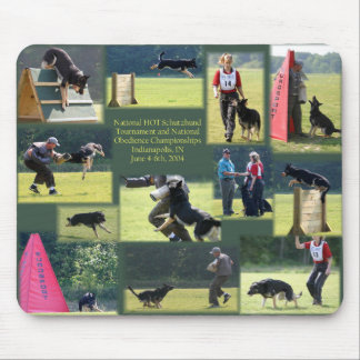 HOT 2004 collage zazzle Mouse Pad