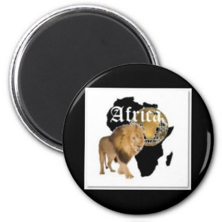 "Hot  ""Africa"" Flag T-shirt,  And Etc ( Magnet"