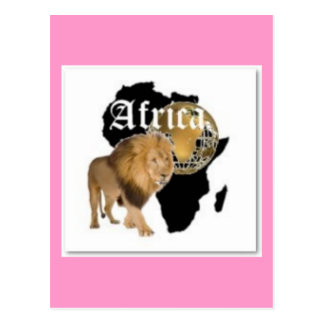 """Hot  """"Africa"""" Flag T-shirt,  And Etc ( Post Card"""