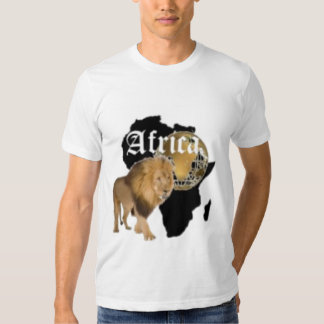 "Hot  ""Africa"" Flag T-shirt,  And Etc ( T Shirt"