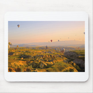 Hot air ball remunerations ate dusk mouse pad
