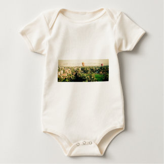 hot air ball remunerations baby bodysuit