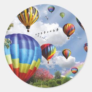 Hot air ball remunerations