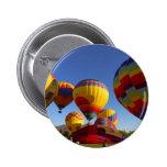 Hot Air Ballons Button