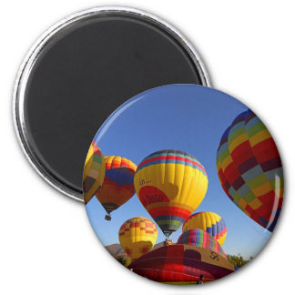 Hot Air Ballons Magnet
