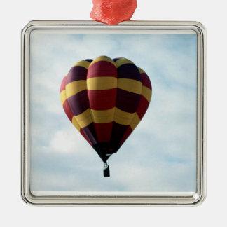Hot Air Balloon (11) Metal Ornament