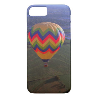 Hot air balloon, 1985_Classic Aviation iPhone 8/7 Case