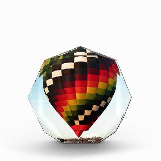 Hot Air Balloon 5 Acrylic Award