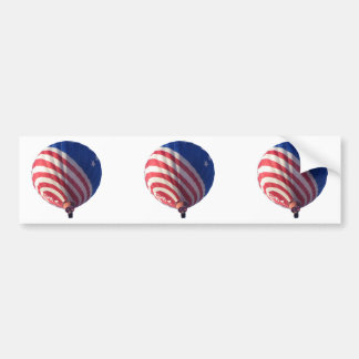 Hot Air Balloon 5 Bumper Sticker