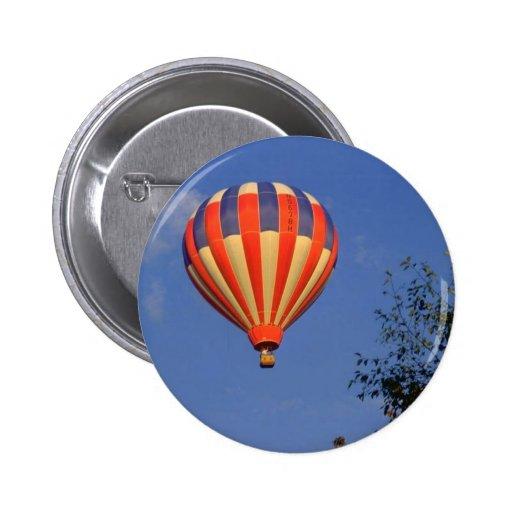 Hot Air Balloon (7) 2 Inch Round Button