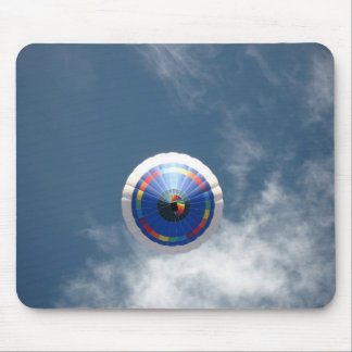 Hot Air Balloon Accent Mouse Pad