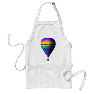 hot air balloon adult apron