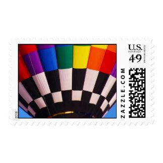 Hot Air Balloon, Balloon Fest Olathe, Kansas Postage Stamps