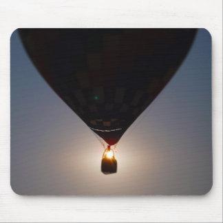 Hot Air Balloon, Balloon Fest, Olathe, Kansas, Sun Mouse Pad