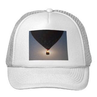 Hot Air Balloon, Balloon Fest, Olathe, Kansas, Sun Trucker Hat