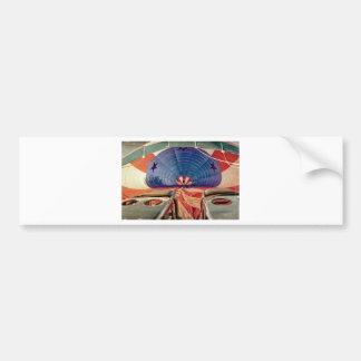 Hot Air Balloon Ballooning Burners Bumper Sticker