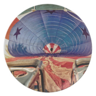 Hot Air Balloon Ballooning Burners Plate