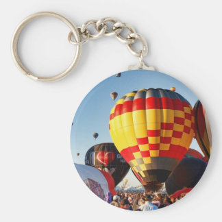 Hot Air Balloon - Ballooning Keychain