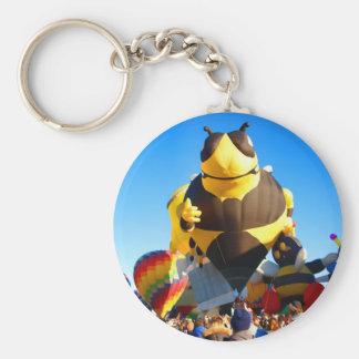 Hot Air Balloon - Ballooning Keychain