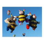 Hot Air Balloon - Ballooning Post Cards