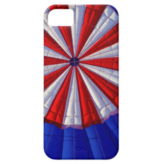 Hot Air Balloon Ballooning Red White Blue iPhone SE/5/5s Case