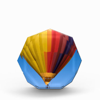 Hot Air Balloon Ballooning Sport Travel Acrylic Award