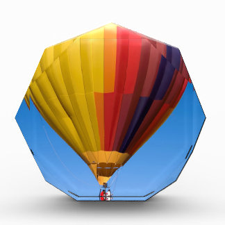 Hot Air Balloon Ballooning Sport Travel Award