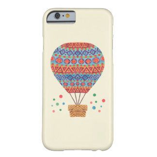 Hot Air Balloon Barely There iPhone 6 Case