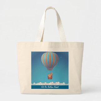 Hot Air Balloon Basket  Bag