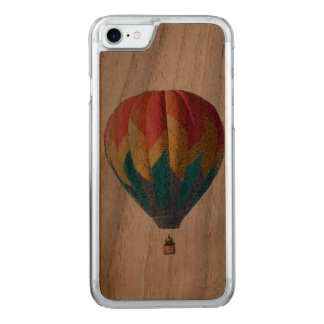 Hot-air Balloon basket Carved iPhone 7 Case