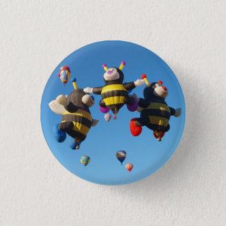 Hot Air Balloon Bees - NM Festival Pins