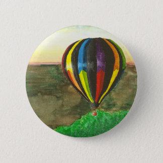 Hot Air Balloon Button