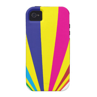 Hot Air Balloon Vibe iPhone 4 Cases