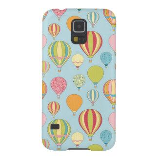 Hot Air Balloon Case For Galaxy S5