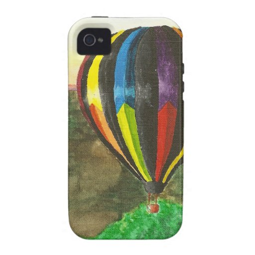Hot Air Balloon Case For The iPhone 4