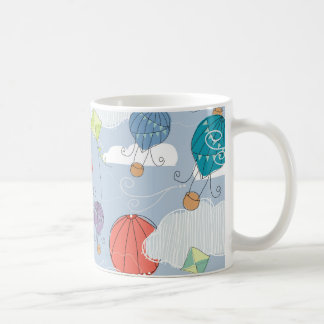 Hot Air Balloon Coffee Mug