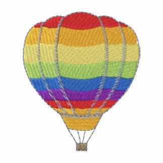 Hot Air Balloon Embroidered Shirt