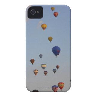 Hot Air Balloon Festival iPhone 4 Case-Mate Case