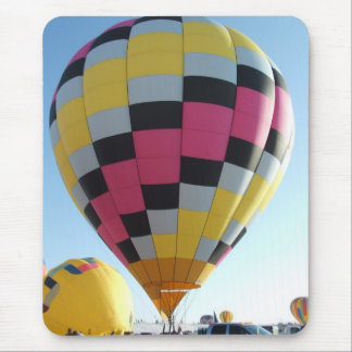 Hot air Balloon festival Mouse Pad