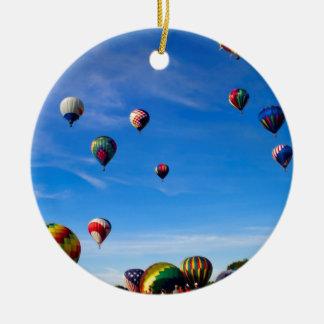 Hot Air Balloon Festival Ornaments