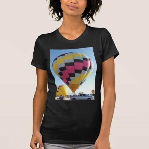 Hot air Balloon festival Tee Shirts
