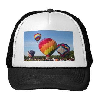 Hot Air Balloon Flight Festival Decatur Alabama Trucker Hat