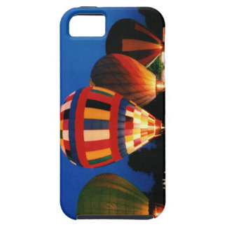 Hot Air Balloon Glow At Dusk - Iphone iPhone SE/5/5s Case