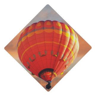 Hot Air Balloon Graduation Cap Topper
