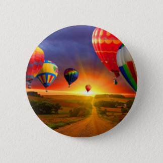 hot air balloon image button