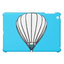 hot air balloon iPad mini case