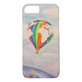 Hot Air Balloon iPhone 8/7 Case