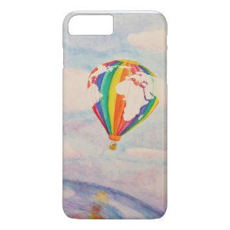 Hot air balloon iPhone 8 plus/7 plus case